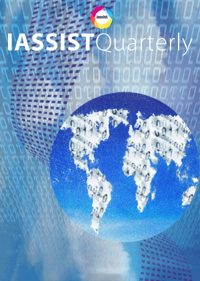 IASSIST Quarterly cover image